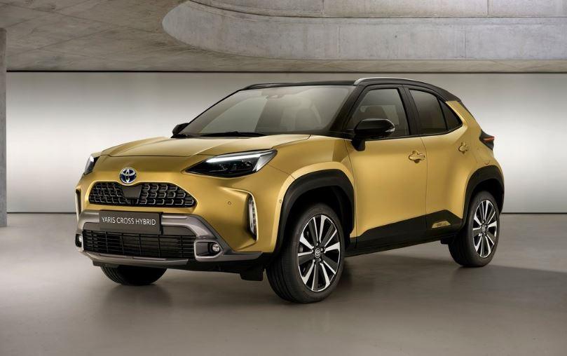 Toyota Yaris Cross B- SUV üretimi başlıyor