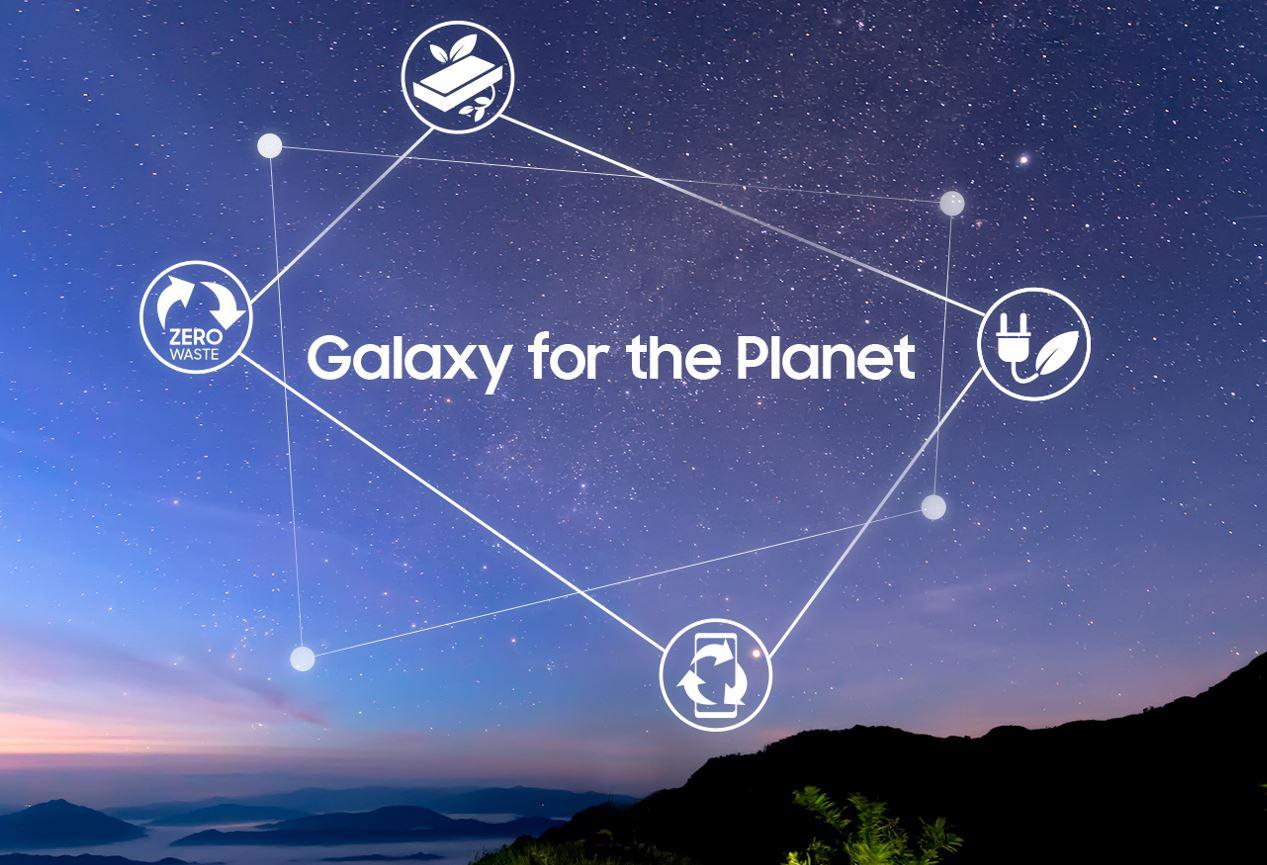 Samsung'dan mobilde sürdürülebilirlik hamlesi