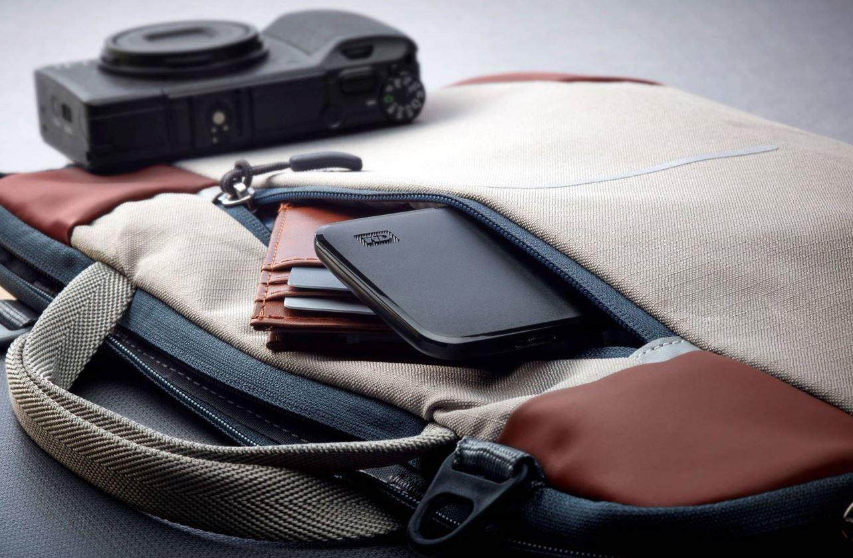 Western Digital, cep boyutunda taşınabilir SSD sunuyor