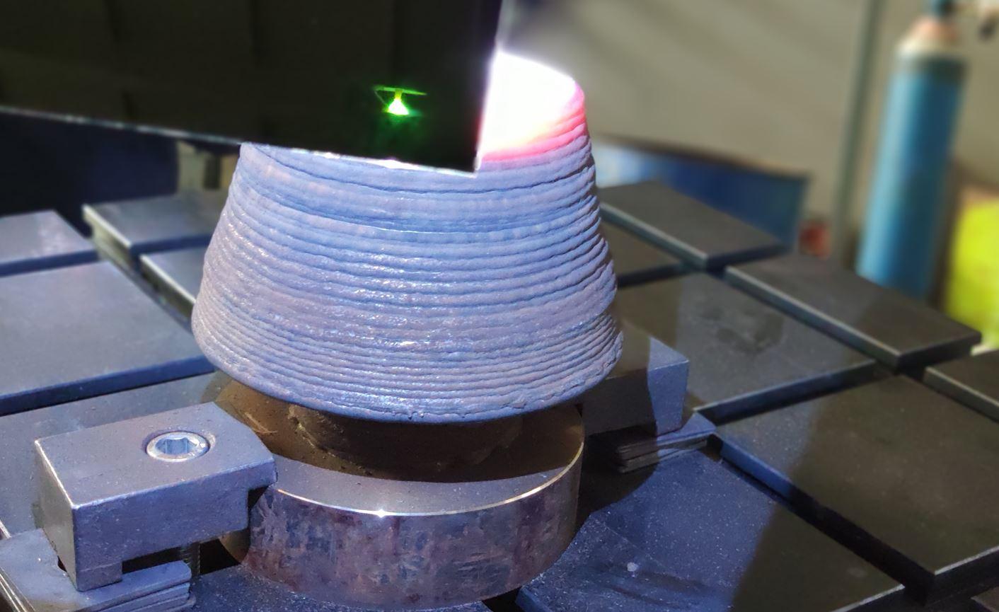 Alloy Additive'den 3D metal yazıcı
